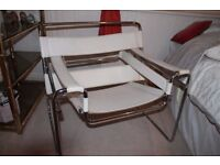 Wassily Chair: WILL CONSIDER ANY OFFER