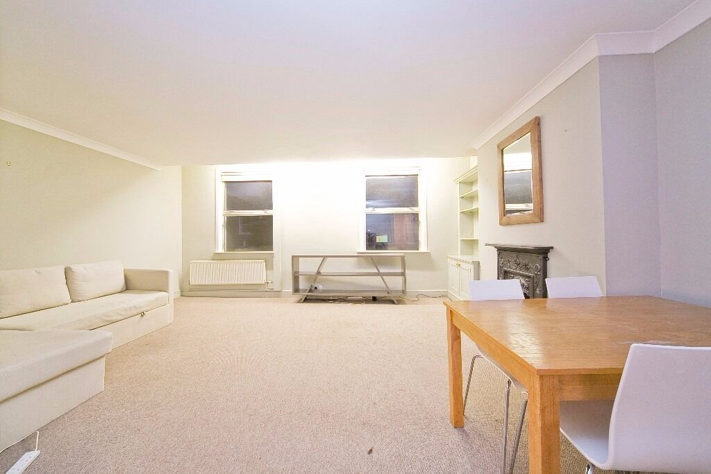 CUTE 2 BEDROOM APARTMENT WITH ROOF TERRACE SET ON A SOUGHT AFTER ROAD MOMENTS FROM HAMPSTEAD HEATH