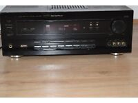 PIONEER 220W MULTICHANNEL AMP AUX IN PLAYIPOD PHONE CANSEE WORKING