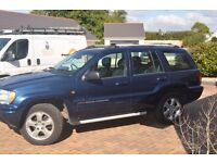 2005 jeep grand cherokee limited xs v8 4.7 LPG