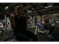 Gym staff required