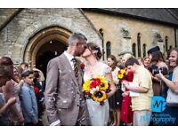 Wedding photography, Surrey Wedding Photographer