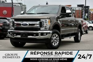 Ford Super Duty F-250 XLT King Cab cabine 6 places 4RM 160 po
