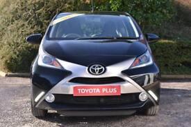 Toyota Aygo VVT-I X-CLUSIV (black) 2014-09-25