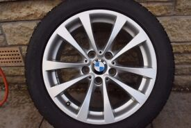 BMW Winter Runflat Tyres and Alloys