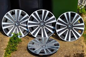 Peugeot Partner Wheel Trims