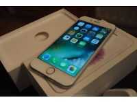 Apple iPhone 6 16GB white/silver Unlocked mint condition £260 (ONO)