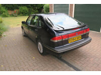 VINTAGE 1997 SAAB 900, 2.3 Litre Petrol, 5 Doors, Manual, July MOT, EXCELENT CONDITION, Tyres Good