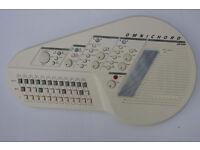 Suzuki Omnichord OM-300 MIDI Controller - As new condition, Boxed.