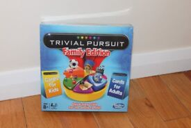 Trivial Pursuit Family Addition - unopened