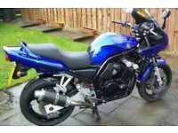 yamaha fazer 600,2003 model, very good condition for age, reduced 1250