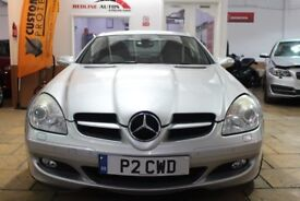 Mercedes-Benz SLK 1.8 SLK200 Kompressor 2dr