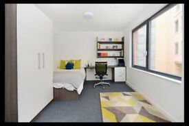STUDENT ROOM TO RENT IN SHEFFIELD. STUDIO WITH PRIVATE ROOM, PRIVATE BATHROOM AND SHARED KITCHEN