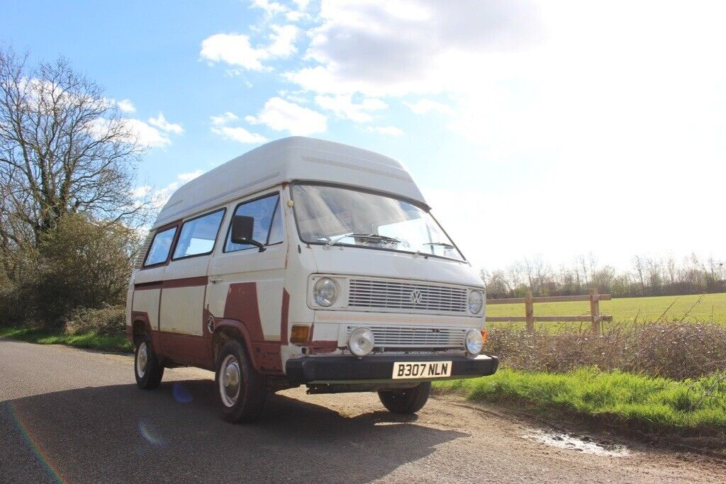 3c8d088588 Beloved VW T25 Hi-Top For Sale - Looking for a good home  )