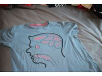 Men's thoughts t-shirt