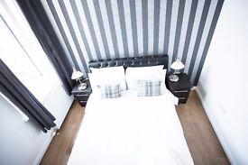 LARGE FRESHLY DECORATED 3 BEDROOM (UNION STREET) FLAT