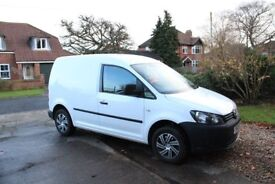 VW CADDY VAN 1.6 TDI 2012 Excelent condition with Air conditoning. NO VAT