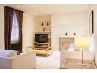 Three bedroom furnished apartment in Portman Square* Four beds available (Short-Long Let)