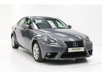 Lexus IS 300H LUXURY (grey) 2014-03-31