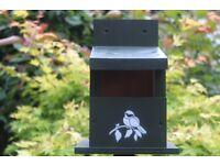Handcrafted Bird Box.