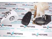 S-MAX GALAXY MK3 MONDEO MK4 2010-2015 KEY DOOR LOCK IN FROZEN WHITE LL13