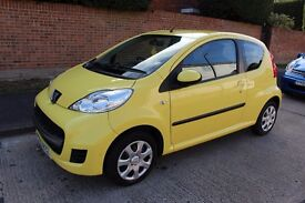 Peugeot 107 ONLY 27,000 Miles Immaculate!! 2010