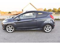 Ford Fiesta Zetec S with 'City Pack' , 12 month MOT and 'snowflake' alloys.