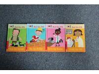 Ladybird Books 'Just the Job' series: four books