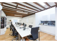 Shoreditch E1 – newly refurbished office – up to 22 people – flexible terms.