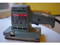 Bosch PSS 230 orbital sander