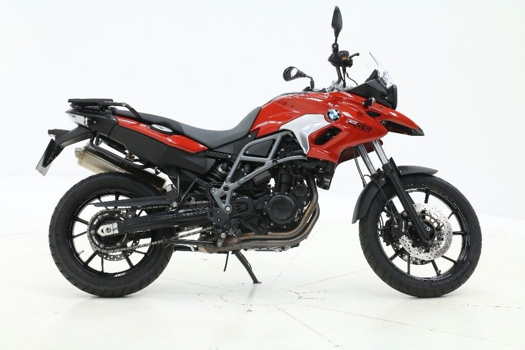 2016 BMW F700GS ABS with Comfort & Dynamic