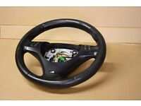 BMW M Sport Steering Wheel - E81,E82,E87,E88,E90,E91,E92,E93,E84 -1,3 Series, X1
