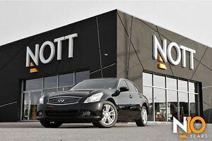 2012 Infiniti G37X AWD, BRAND NEW TIRES, backup cam, moonroof, H