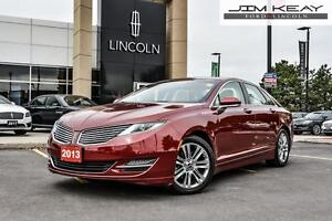 2013 Lincoln MKZ FWD W/NAV & MOONROOF