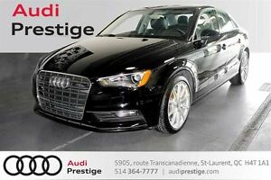 2016 Audi A3 PROGRESSIV+++