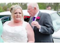 Plus size 28 wedding dress