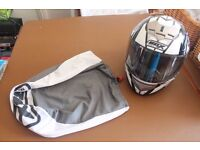 BRAND NEW Motorcycle Helmet, Jacket and Boots