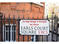 NEWLY RENOVATED 5 BED, 2 BATH EARLS CRT SW5 IDEAL FOR STUDENTS AVAILABLE 13TH AUGUST
