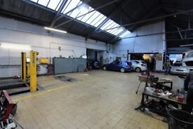 MOT centre and Car Show room in Chadwell Heath Industrial park-- Chadwell Heath