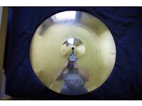 Sabian AAX Stage Ride cymbal (21in) used but excellent condition