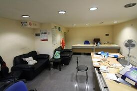 Furnished Basement Office just few minutes from Goodmays Station