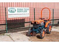 Kubota B7000 14HP Compact Tractor