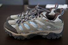 Merrell Waterproof Hiking Shoes, Moab, Size 6.5 US, 4 UK, 37 EU Alderley Brisbane North West Preview
