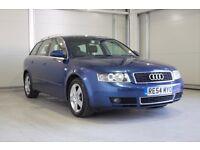 2004 Audi A4 Avant 1.9 TDI SE 5dr (CVT), Audi Service with Cambelt Changed,Sat Nav