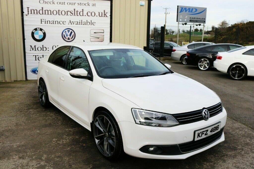Volkswagen Jetta 2 0 Tdi Cr Sport 140bhp Finance Warranty