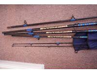 Fladen fishing rods