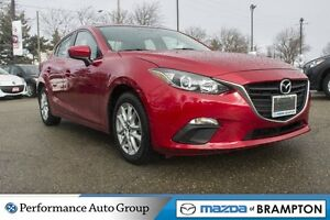 2014 Mazda MAZDA3 GS-SKY|WINTER TIRES|HEATED SEATS|REAR CAM