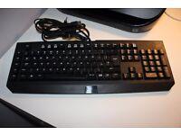 Razer Blackwidow USB Mechanical Keyboard