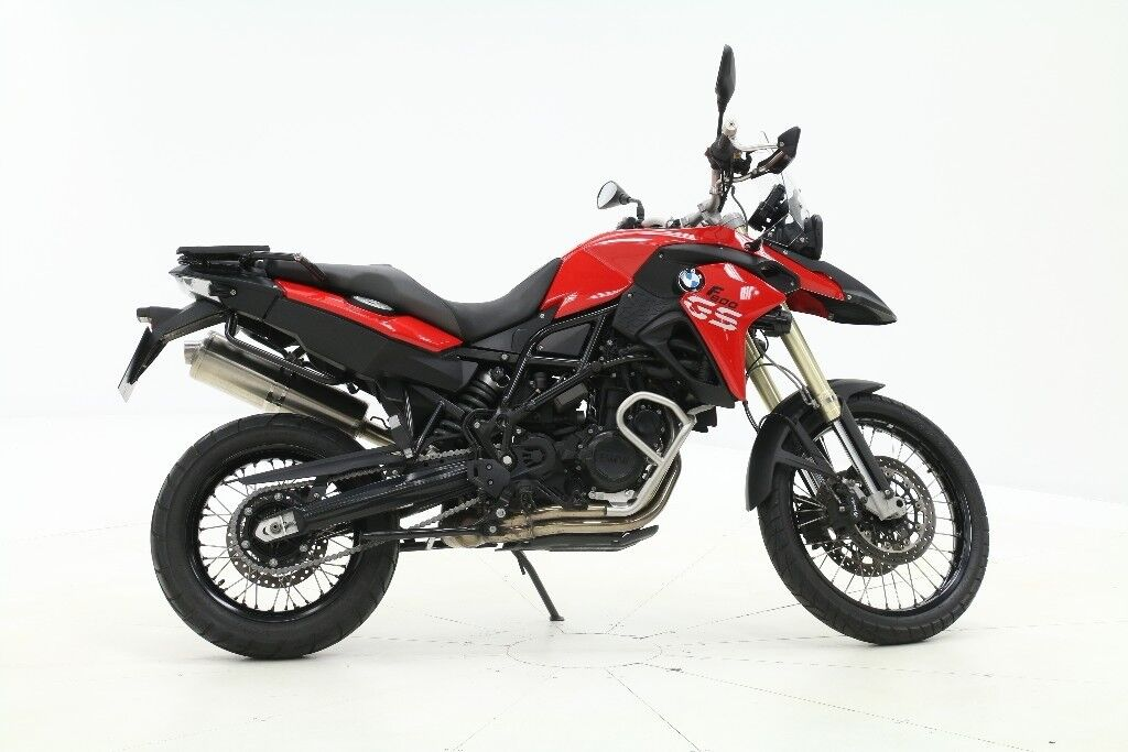 2015 BMW F800GS ABS loaded with factory spec