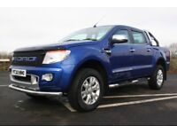 2013 Ford Ranger Limited 2.2 Auto